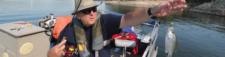Welcome explore mark twain lake for Mark twain lake fishing report